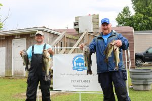 Revis and Richardson Win At Tunis Landing
