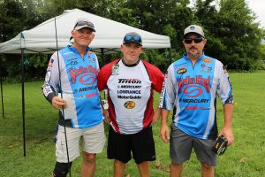 Paul King & Bradly Stain Win 2 Grand on Neuse