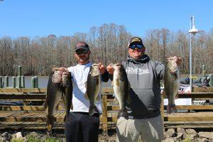 Tripp & Williford Take Victory on the Roanoke