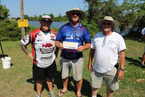 Vann & Lewis Win Big on the Neuse