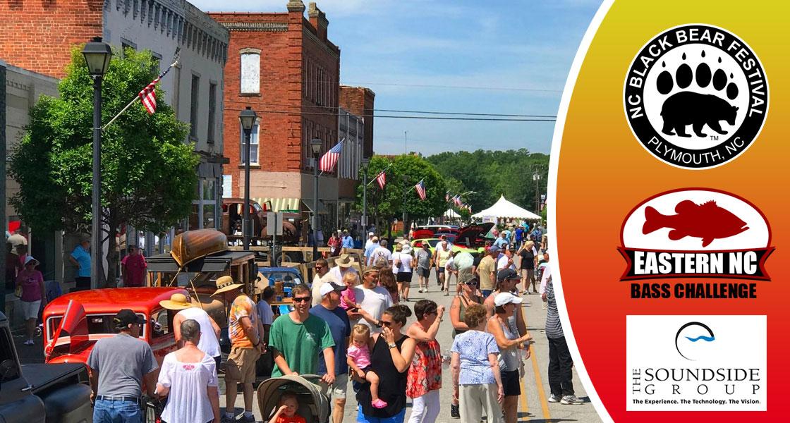 Roanoke River Black Bear Fest Tournament – June 2, 2019