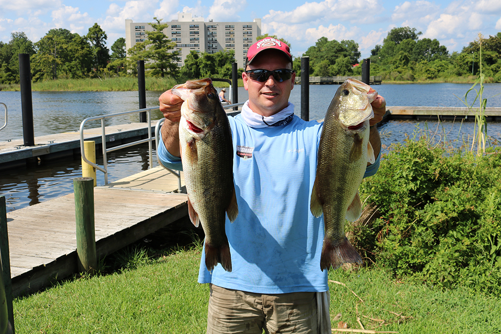 Jason Theis Wins Neuse River Bass Tournament
