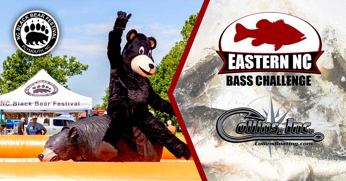 Collins Bass for Cash and Eastern NC Bass Challenge Announce Collaborative Event